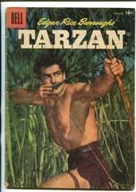 Tarzan #84-1956-DELL-GORDON Scott COVER- BURROUGHS- MARSH- MANNING-vg - $44.14