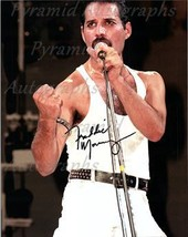 FREDDIE MERCURY  Autographed Signed Photo w/Certificate of Authenticity - 80230 - $365.00