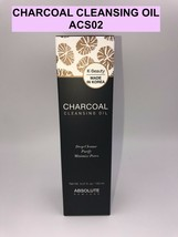 ABSOLUTE NEW YORK K-BEAUTY CHARCOAL CLEANSING OIL  PURIFY MINIMIZE PORES... - $7.91