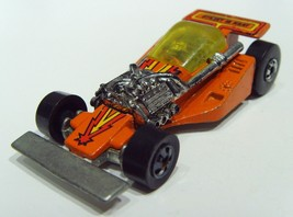 Vintage•1981•Hot Wheels•Land Lord•1/64 Scale•Diecast•Orange•Malaysia•Pre... - $4.99