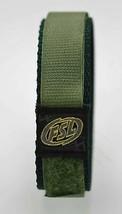 Fossil Unisex Green Black Nylon Wet-Watch Strap 20mm - $9.36