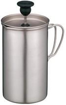NEW Snow peak Titanium cafe latte set French press for 3cups CS111 F/S - $71.05
