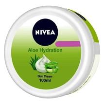 NIVEA Aloe Hydration Skin Cream   100 ML   New   All Season Cream - $11.92