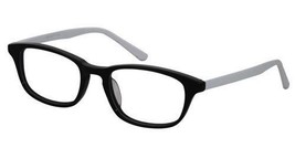 Reading Glasses Unisex Retro Style Black White Light Weight c1083-black-white - $22.44+