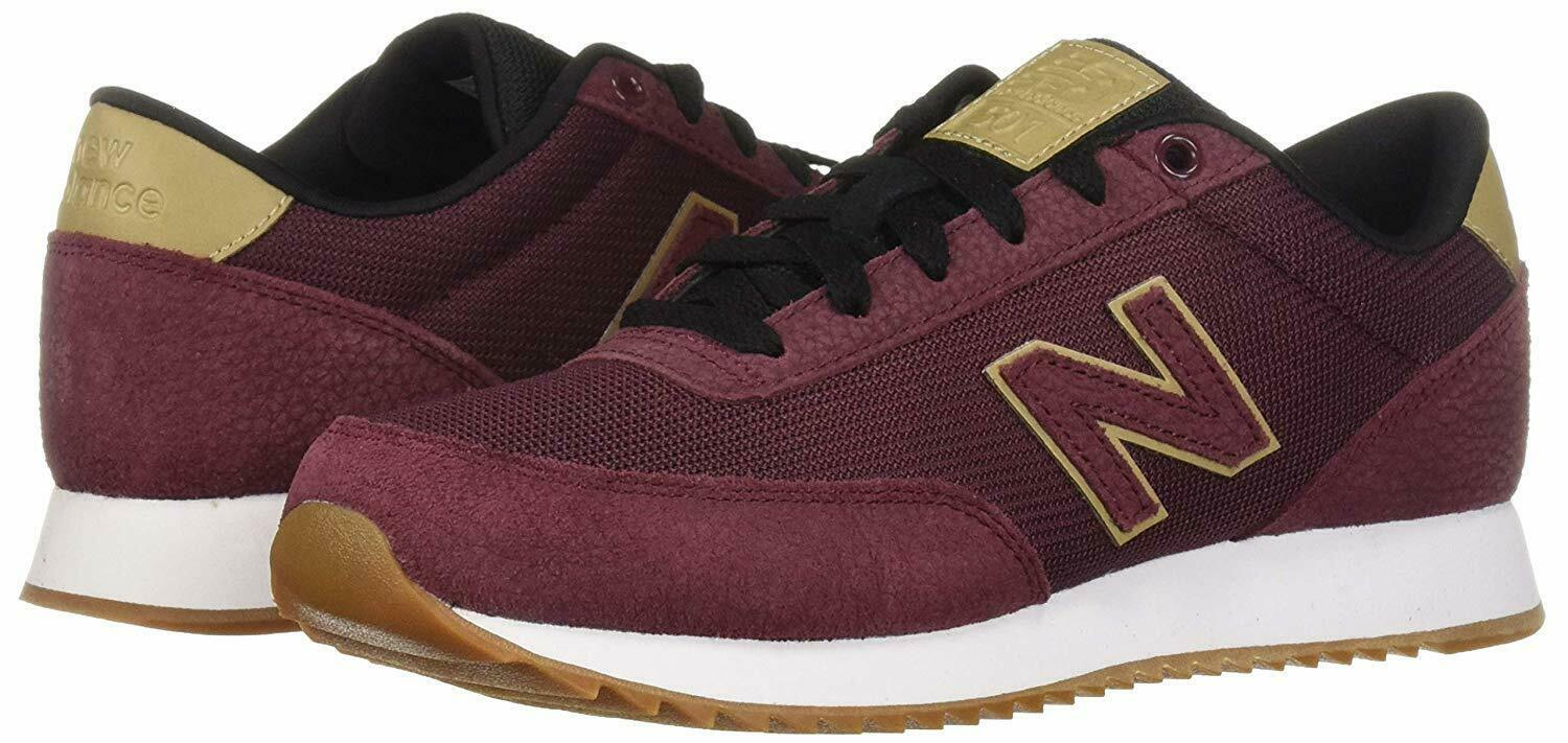 Primary image for NEW BALANCE CLASSIC 501 LOW SNEAKERS TRAINER SPORTS MEN SHOES MOYEN SIZE 9.5 NEW