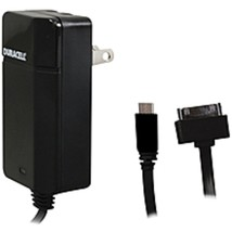 Duracell PRO154 Universal AC Charger with 6 Feet Micro USB to 30-Pin Cab... - $18.06