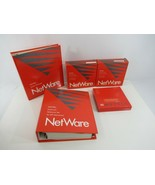 Novell Netware LAN Operating System Software Help Info Base System Msgs ... - $120.93