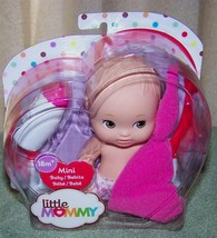 "Fisher Price Little Mommy 6"" Mini Baby Girl Doll New - $10.88"