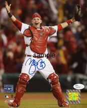 YADIER MOLINA #1 REPRINT 8X10 AUTOGRAPHED SIGNED PHOTO GIFT - $17.00