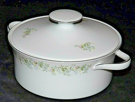 Johann Haviland Bavaria Serving Dish with Lid AA20-7003FC Vintage