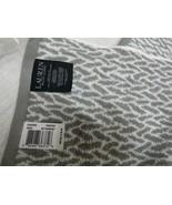 $24.00 Lauren Ralph Lauren Sanders Antimicrobial Cotton Basket Weave Han... - $11.88