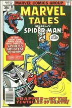 Marvel Tales #86 Marvel Comics SPIDER-MAN 1977 - $4.94