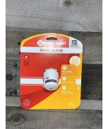 First Alert SMOKE ALARM Mini Micro Design 10 YR Battery Sound Sleeper Ve... - $25.71