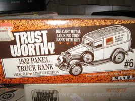 Ertl 1932 Ford Panel Truck Trustworthy Hardware #6 ltd-FREE SHIPPING - $20.00