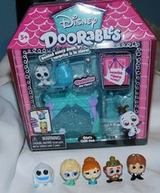 New Disney Doorables Mickey Friends Series 2 Complete Set Clarabelle  Chip Dale