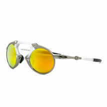 New Oakley OO6019-07 Madman Sunglasses Plasma / Fire Iridium Polarized F... - $197.99