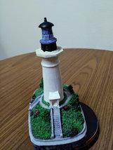 """1994 Harbour Lights Lighthouse Figurine """"Port Isabel Texas"""" #147 image 2"""
