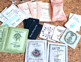 Best Korean Skincare Samples 12-Piece Korean Beauty Sample Box - $24.00