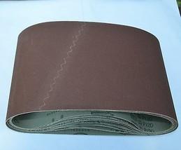 "10 Pr0 Cloth Floor Sanding Belt 7-7/8""x29-1/2 120 grit Drum Sander Sandp... - $22.76"