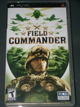 Field Commander Sony PSP  NEW SEALED PACKAGE - $26.73