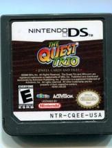 Quest Trio  (Nintendo DS, 2008) - $5.44