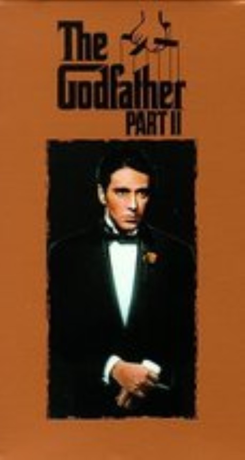 The Godfather, Part II Vhs