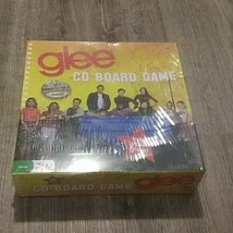 Glee CD Board Game 2010 New Factory Sealed - $20.79