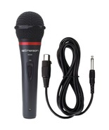KARAOKE USA M200 Professional Dynamic Microphone with Durable Metal Case... - $49.87