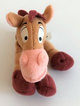 "Kellogg's Disney Pixar Toy Story 4.5"" Bullseye Mini Stuffed Toy - $5.90"
