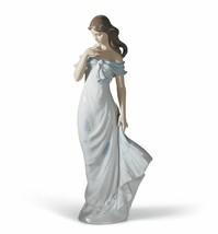 Lladro A Flower's Whisper Woman Figurine 01006918 - $595.70