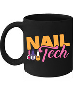 Nail Technician Mugs Gifts For Nail Art Lovers - $15.95
