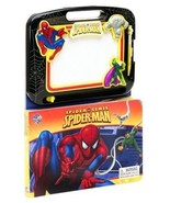 Spider-Man book with Spider-Sense Doodle Pro drawing board [Paperback] - $19.55
