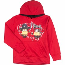 DESPICABLE ME MINION Pull-Over Sweatshirt Hoodie Boys Sz. 4/5 6/7 8 or 1... - $8.47