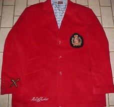 St. Louis Cardinals MLB NL Pikwakwad Men Red X 100% Cotton Sports Jacket Blazer - $148.49