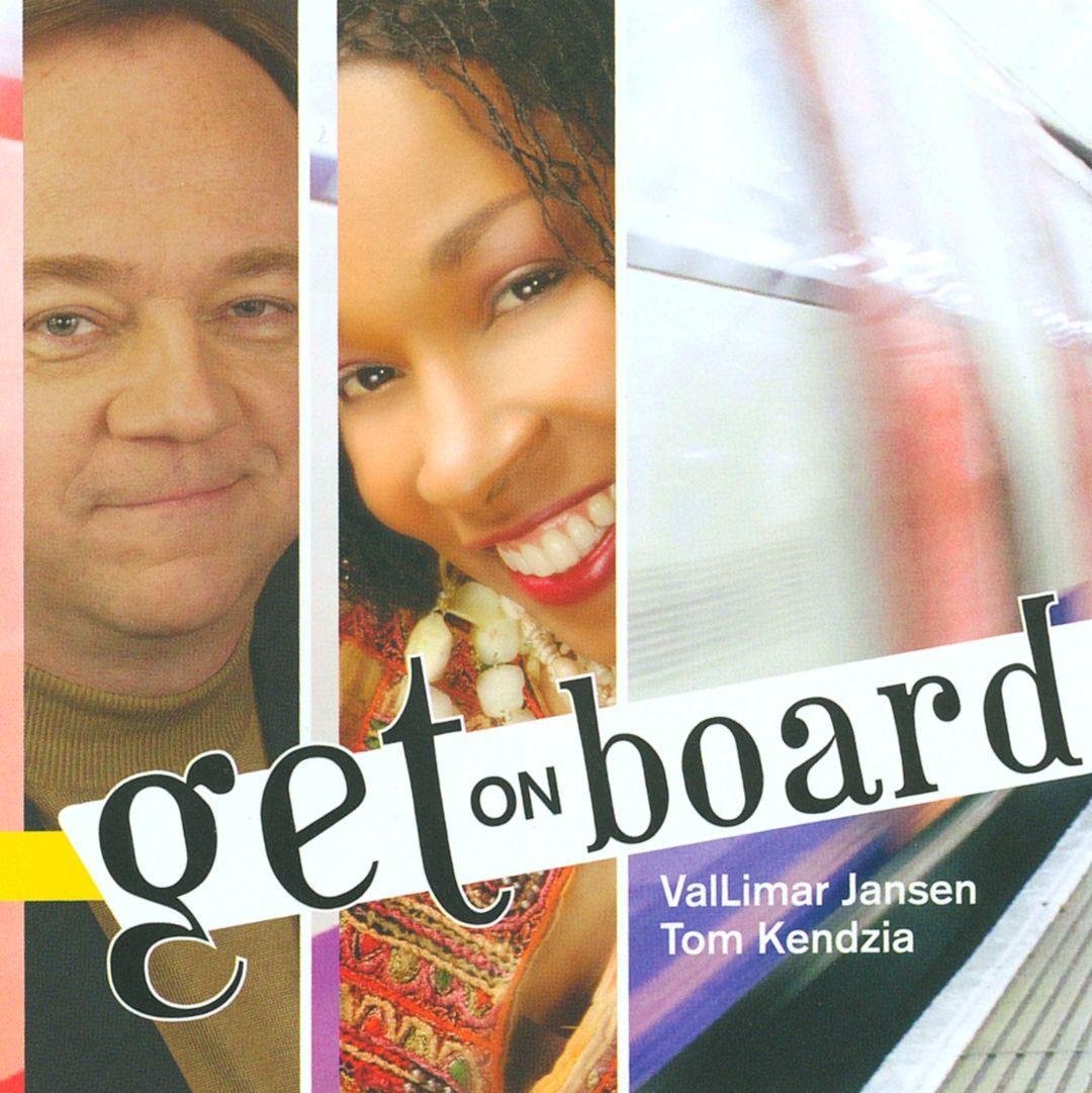 Get on board by tom kendzia 1