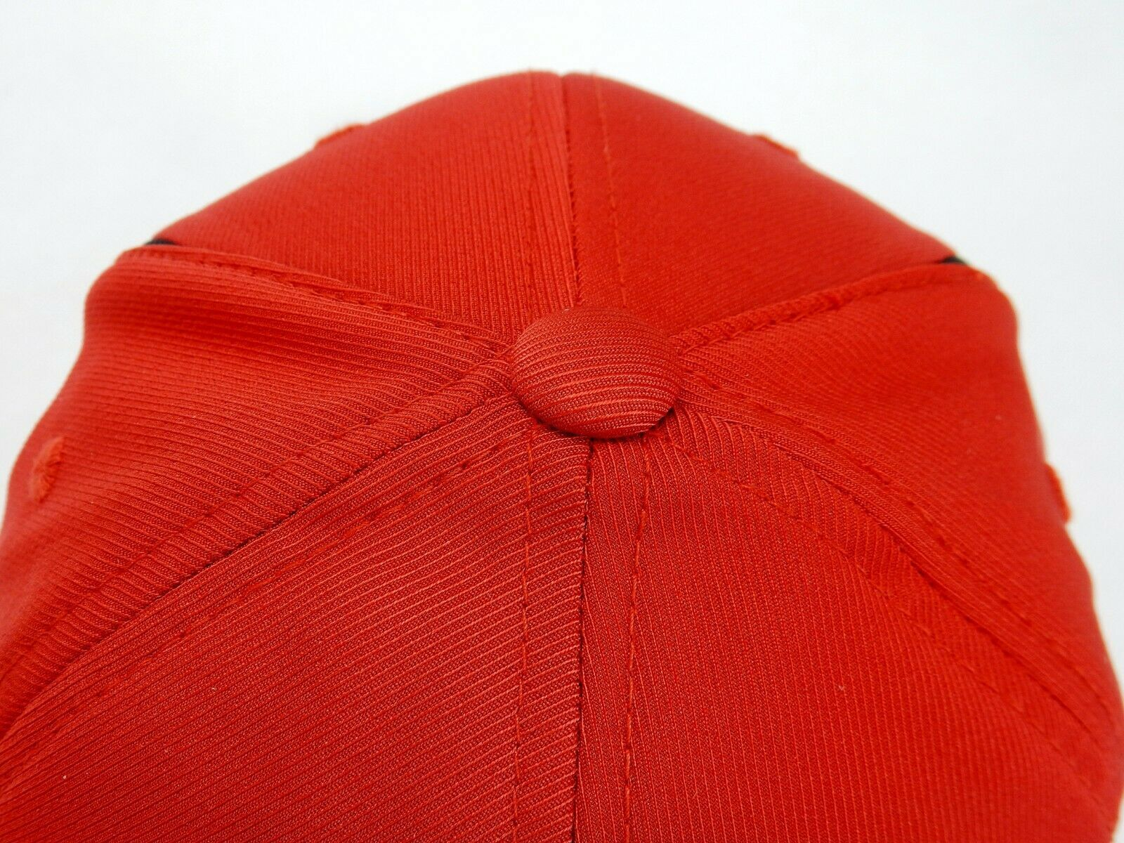 6 Panel Baseball Cap, Solid Colors With Accent Strips, S/M or L/X, FlexFit #6599