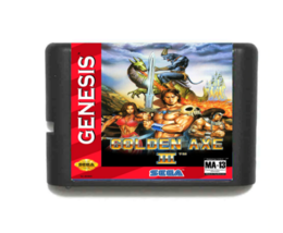 Golden Axe 3 16-Bit Fits Sega Genesis Mega Drive Game - $9.99