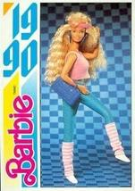 Barbie and the All Stars (1) trading card (1990) 1991 Panini Another Fir... - $3.00