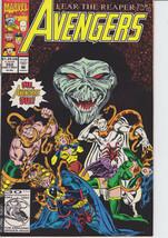 Avengers #352, Volume 1, Marvel Comics, FN/VF 7.0 - $1.29