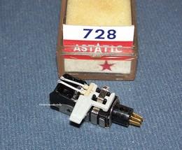 ASTATIC 728 CARTRIDGE NEEDLE for Electro-Voice EV 229 EV 229D Admiral V-M image 1