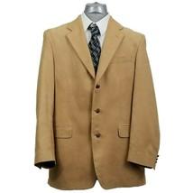 Ralph Lauren Sports Coat Chaps 44R Blazer Jacket Mens Three Button Men B... - $20.94