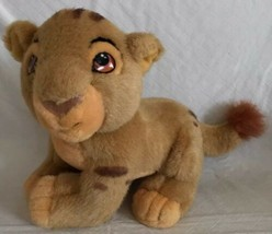 Disney Store, Vintage The Lion King Simba Plush Stuffed Animal, 8 inches... - $15.83