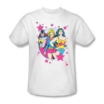 DC Comics Women Wonder Woman Bat-Girl Supergirl t-shirt Superhero's DCO450B image 2