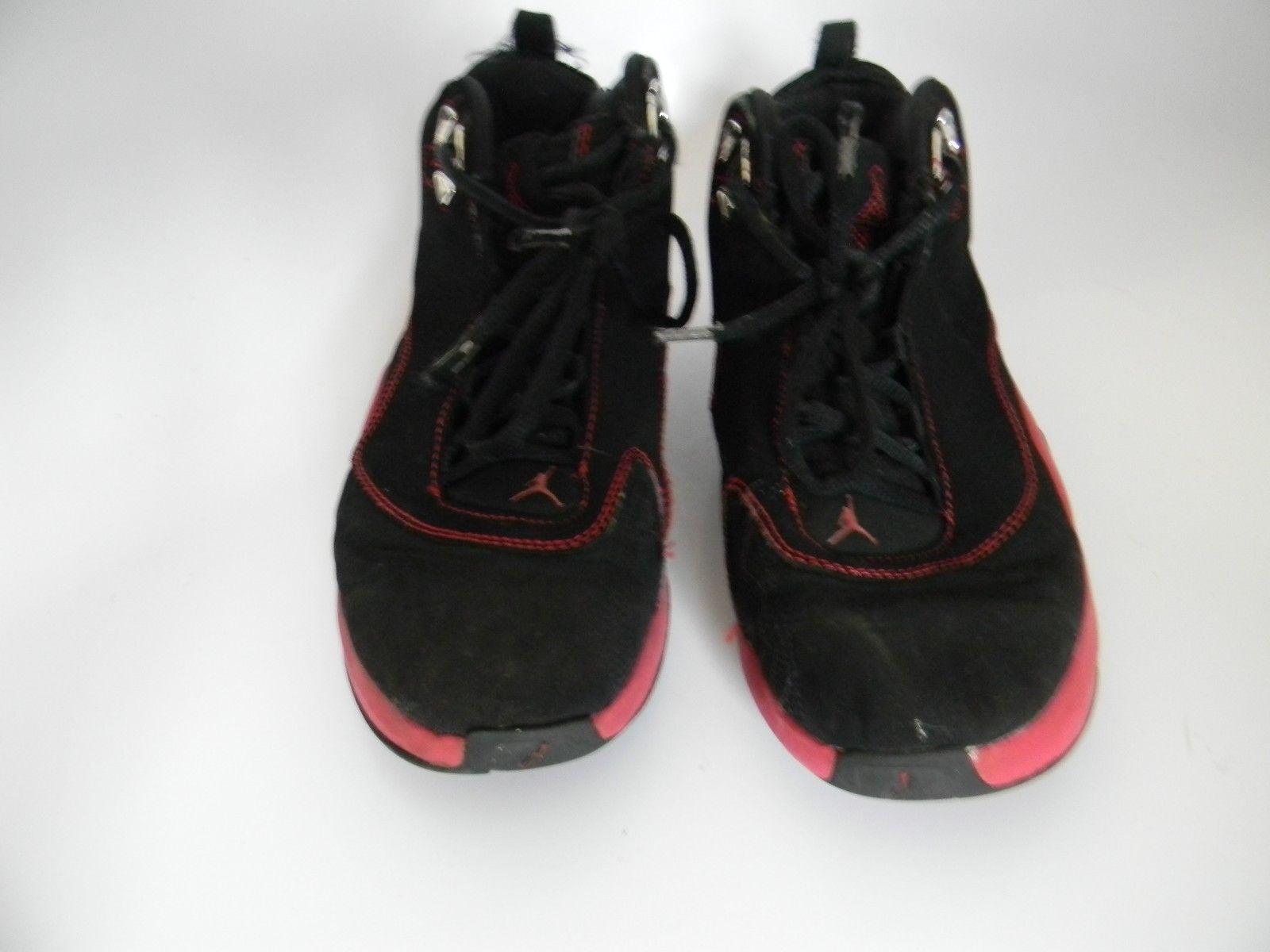super popular c6033 e4d44 Air Jordan Youth 329507-001 Black & Red and similar items