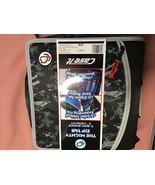 """1.5"""" Ring Zipper Binder Black Speckled- Case-it - $11.30"""