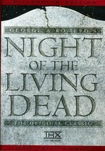 Night of the Living Dead (Millennium Edition) [New DVD] - $22.60