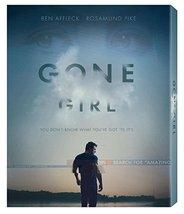Gone Girl + Amazing Amy book set [Blu-ray]
