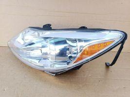 12-14 Hyundai Genesis Sedan Halogen Headlight Lamp Drive Left LH POLISHED image 3