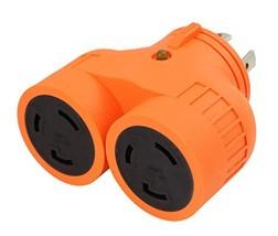 AC WORKS L14-30 30Amp 4-Prong Locking Generator Distribution Cord L14-30... - $52.98