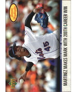 2006 Upper Deck Season Highlights #SH16 Pedro Martinez NM-MT Mets - $0.99